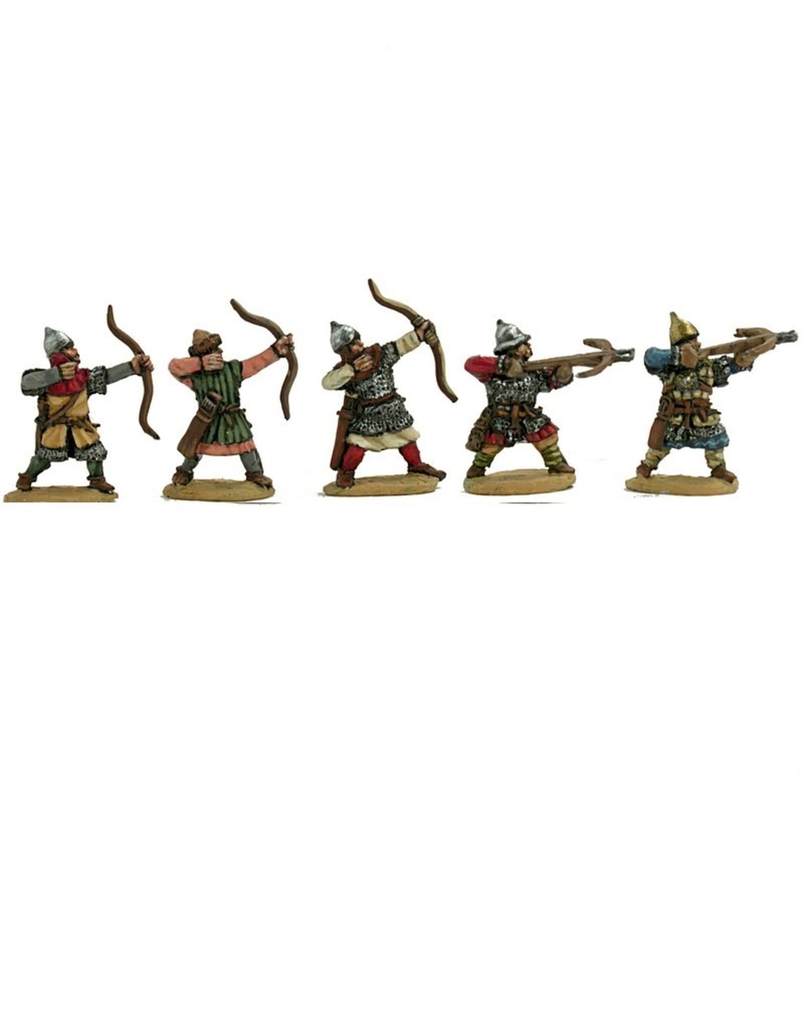 Mirliton C30 - Russian archers & crossbowmen