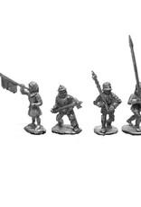 Mirliton C34 - Burgundian foot command