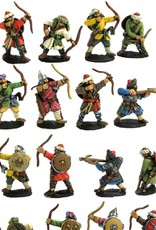 Mirliton C41 - Muslim archers and crossbowmen