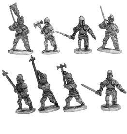 Mirliton C44 - Dismounted Italian knights