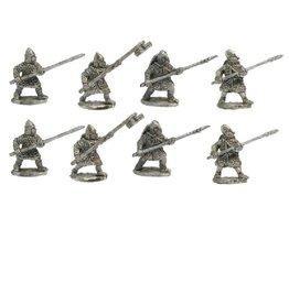 Mirliton C46 - XII century heavy infantry #1