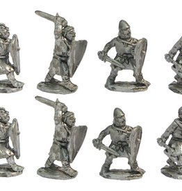 Mirliton C49 - XII century light infantry hand weapons