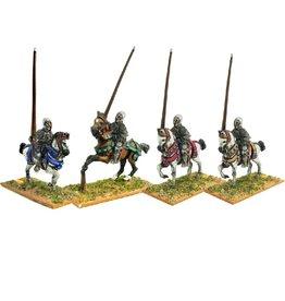 Mirliton CC03 - Light cavalry w. sallet