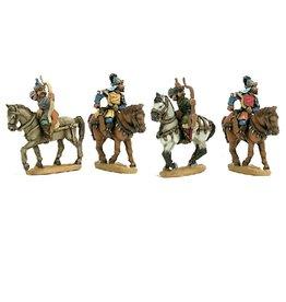 Mirliton CC05 - Hungarian horse archers, walking