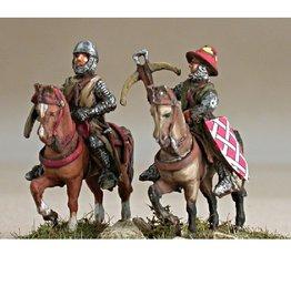 Mirliton CC19 - Mounted crossbowmen