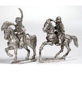 Mirliton CC22 - Swiss / Burgundian mounted crossbowmen