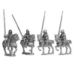 Mirliton CC23 - Knights in Italian armour & sallet