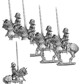 Mirliton CC24 - Knights in Maximilian armour walking