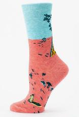 Heard You Don't Care Socks
