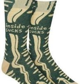 Inside Sucks Socks