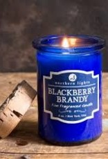 Blackberry Brandy Spirit Jars Candle