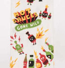 Blue Q - Hot Sauces Gone Wild Dish Towel