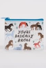 Your Basically Broke Coin Purse