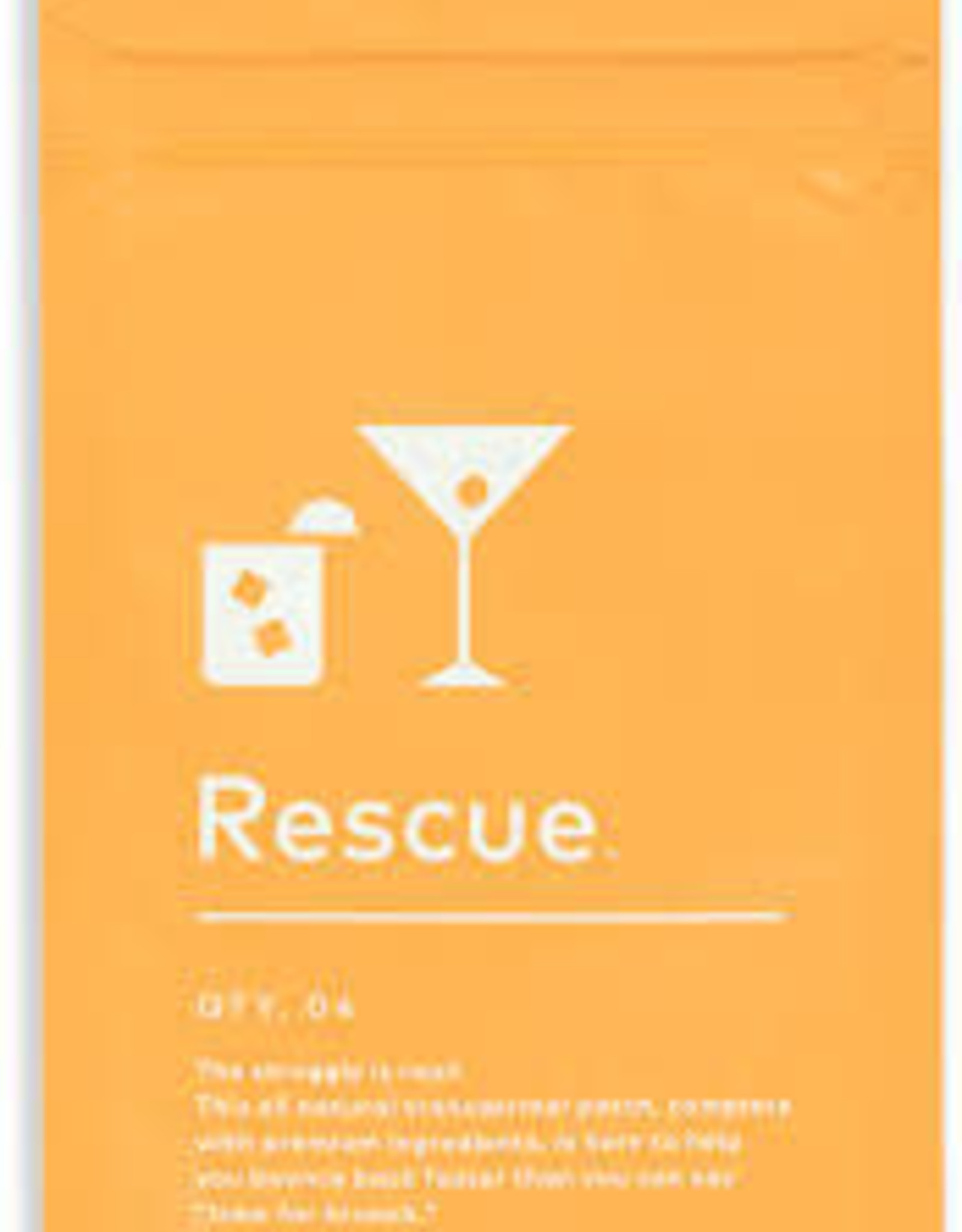 Rescue Transdermal Patch