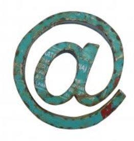Blue Ocean Traders Reclaim Symbol Sign @