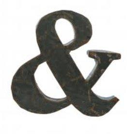 Blue Ocean Traders Reclaimed Sign Symbol &