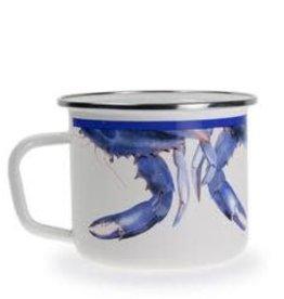 Blue Crab Grande Mug