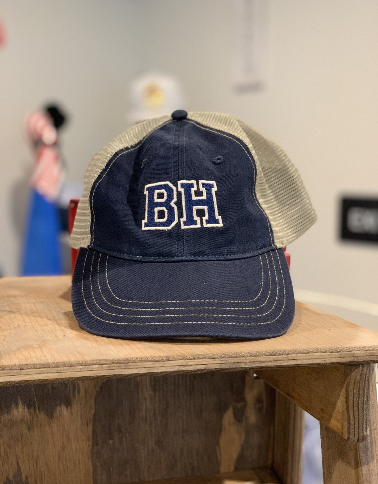 Trucker BH hat navy