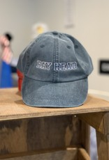 Navy Bay Head Hat