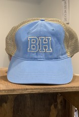 Trucker BH hat light blue