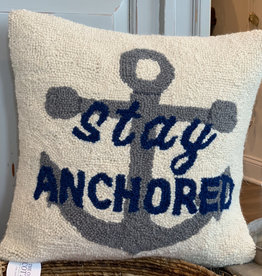Stay Anchored Pillow