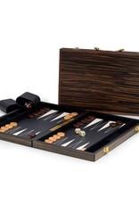 Bey-Berk Backgammon Set - Wood Grain