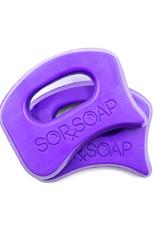 SorxSoap w/ suction holder