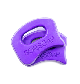 SorxSoap w/ suction holder