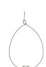 Rain Jewelry Faux Pearl Teardrop Earring