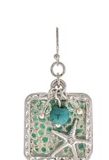 Rain Jewelry Starfish Mosaic Earring
