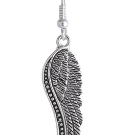 Rain Jewelry Angel Wing Earrings