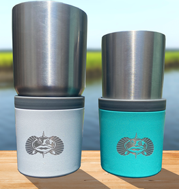 Toadfish Toadfish Non-Tipping Any Beverage Holder - Teal