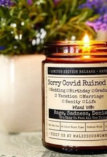 """""""I'm Sorry Covid Ruined Your:"""" Candle"""