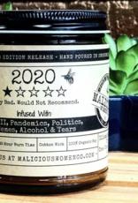 """2020"" Candle"