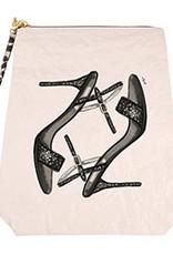Santa Barbara Tyvek Shoe Bag