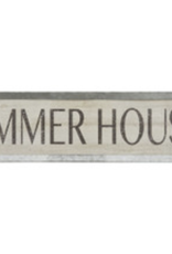"""""""Summer House"""" Sign"""