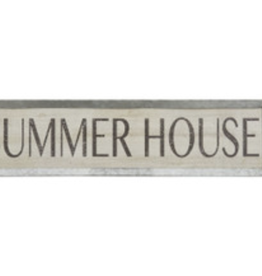 """Summer House"" Sign"