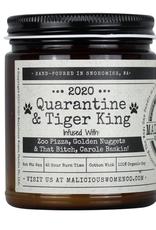 Malicious Women Quarantine & Tiger King Candle