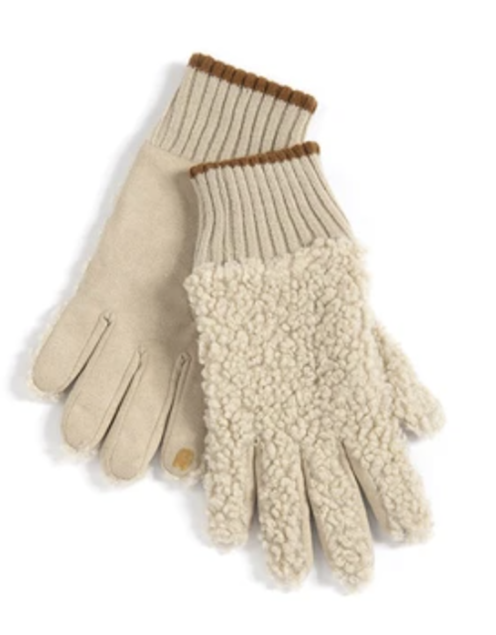 James Touchscreen Glove - Natural