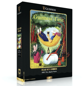 Guinness Time Puzzle - 1000 piece