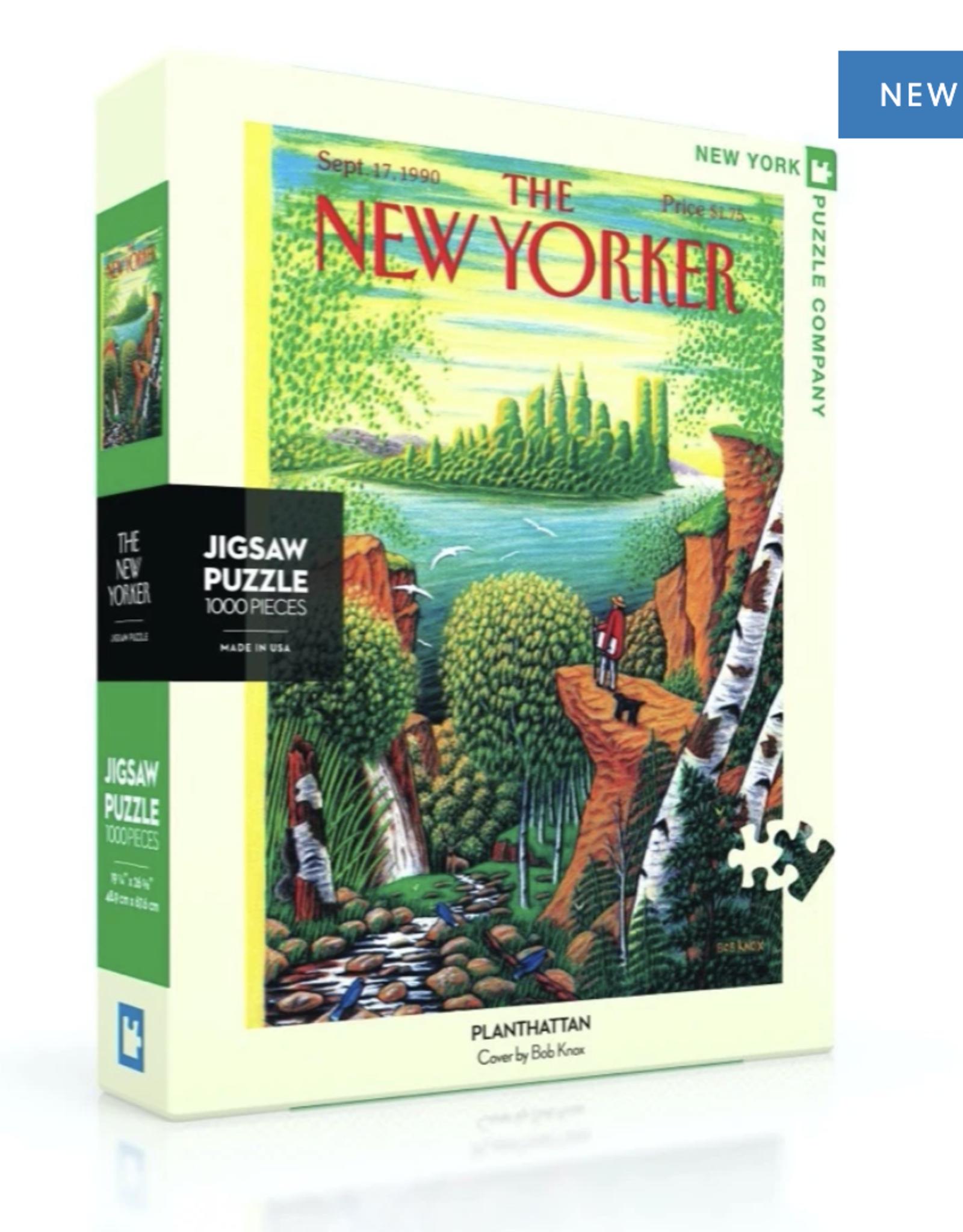 """""""Planthattan"""" Puzzle"""