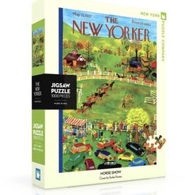 Horse Show Puzzle 1000 piece
