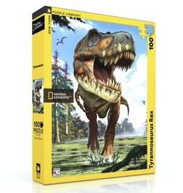 Tyrannosaurus Rex Puzzle 100pc