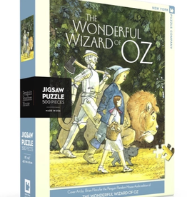 The Wonderful Wizard of Oz Puzzle 500pc