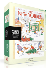 Snow Day Puzzle - 500pc
