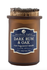 Dark Rum and Oak Spirit Jars Candle