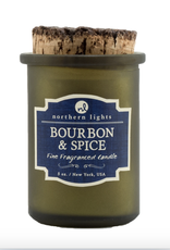 Bourbon & Spice Spirit Jars Candle