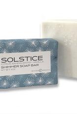 Solstice shimmer Soap Bar