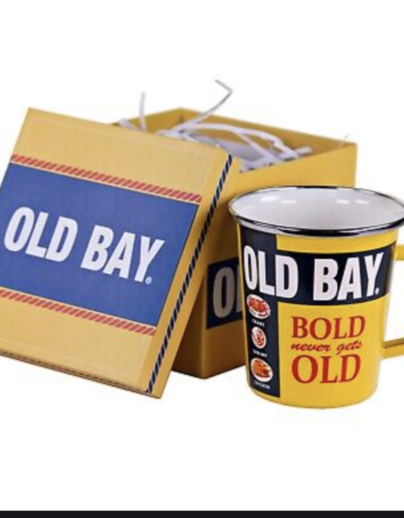 Old Bay Mug Gift Box