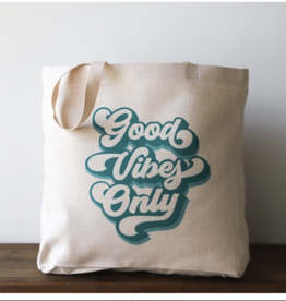 Good Vibes Only Bag